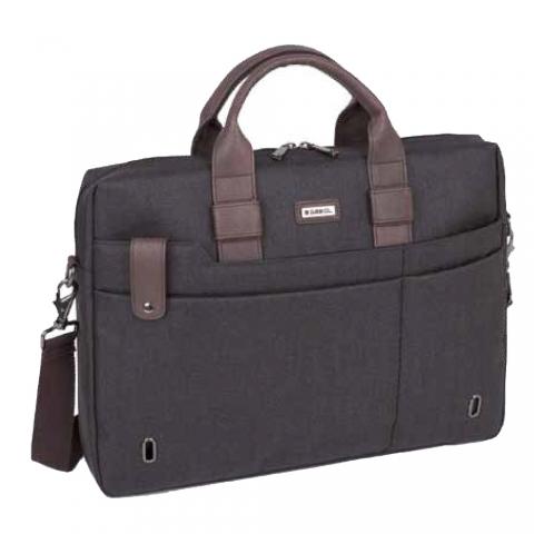 Geanta servieta / geanta de umar business casual Gabol art 409510, colectia Master