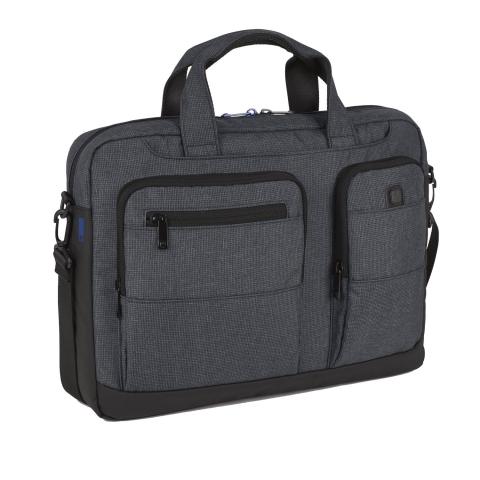 Geanta servieta/ ghiozdan business Gabol, 2 in 1, colectia Expert, laptop 15,6 inch 410210