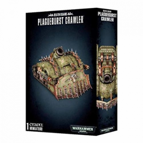 Joc Games Workshop Death Guard Plagueburst Crawler