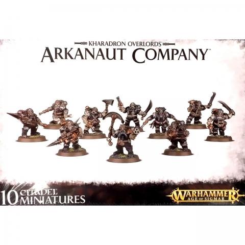 Joc Games Workshop Kharadron Overlords Arkanaut Company