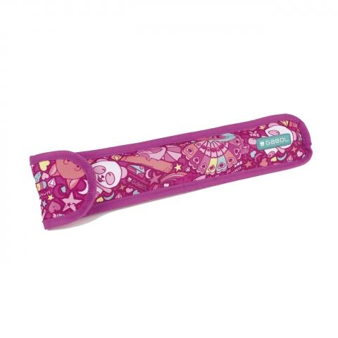 Penar pensule/Port flaut Gabol colectia Toy 224443