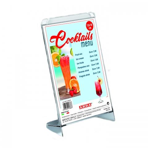Suport vertical pentru imagini, reclame sau brosuri