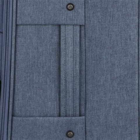 Troller mare Gabol colectia Board 4 roti, albastru 116347003