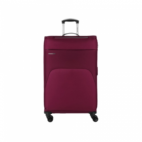 Troller mare Gabol colectia Zambia, 4 roti, rosu burgundy 113447026