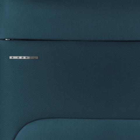 Troller mediu Gabol colectia Zambia, 4 roti, albastru 113446032