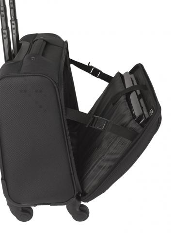 Troller pilot business Gabol, colectia Pilotos, laptop 15.6 inch 404314