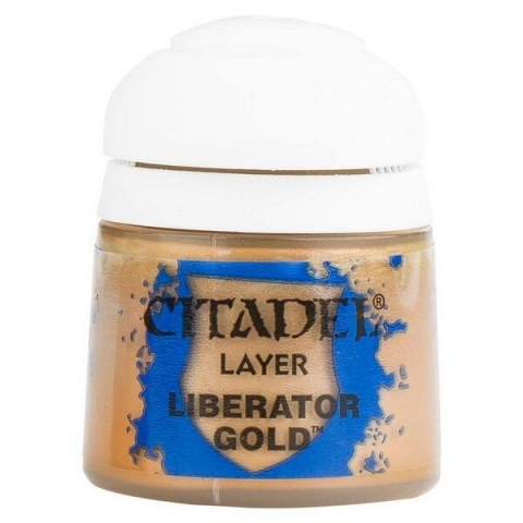Vopsea Games Workshop LIBERATOR GOLD(12 ML)
