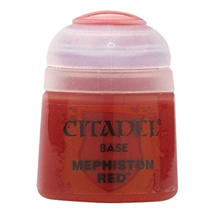 Vopsea Games Workshop MEPHISTON RED(12 ML)
